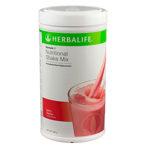 Herbalife, Formula 1 Healthy Meal Shake (Wild Berry), 550g