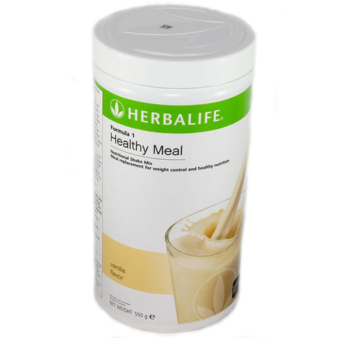 Herbalife, Formula 1 Healthy Meal Shake (French Vanilla), 550g