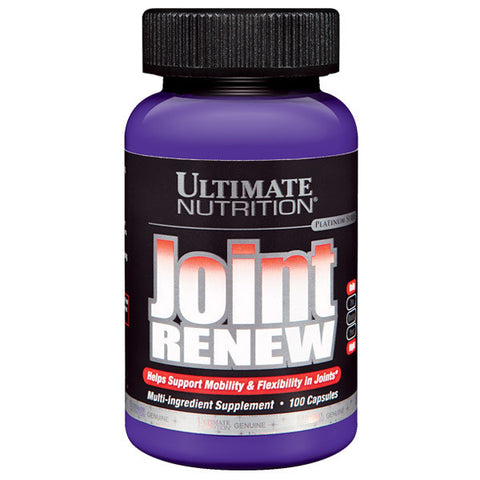 Ultimate Nutrition, Joint Renew, 100 Capsules