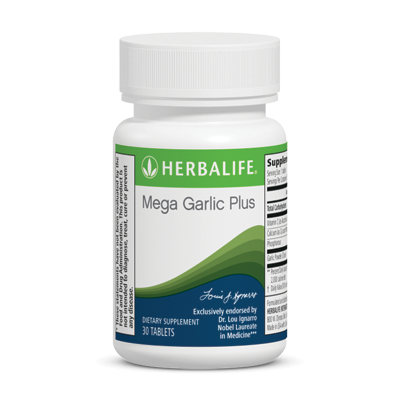 Herbalife, Mega Garlic Plus, 30 Tablets