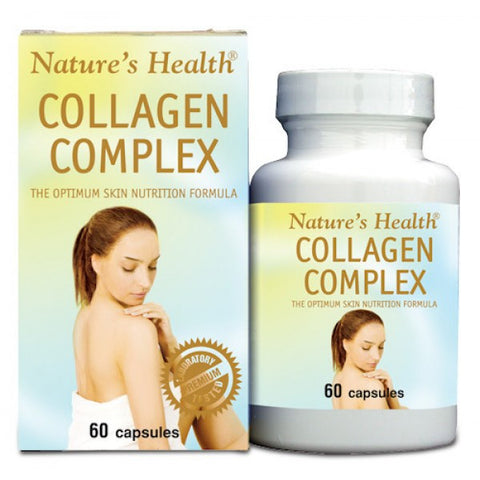 Nature's Health, Collagen Complex, 60 Capsules