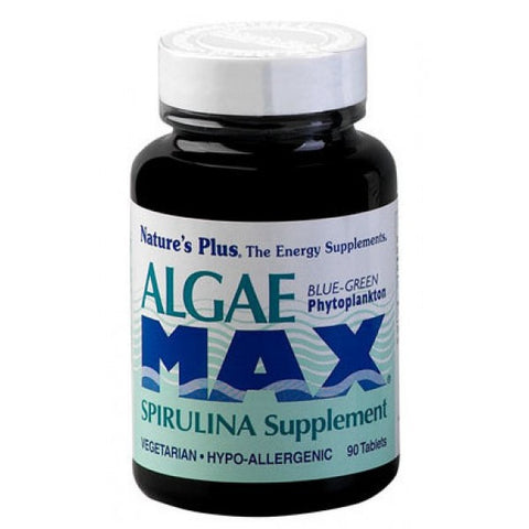 Nature's Plus, Algae Max, 90 Tablets