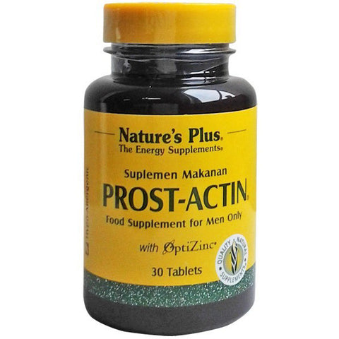 Nature's Plus, Prost Actin, 30 Softgels