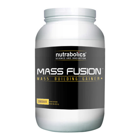 Nutrabolics, Mass Fusion (Chocolate), 454g (1lbs)