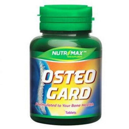 Nutrimax, Osteo Gard, 60 Tablets