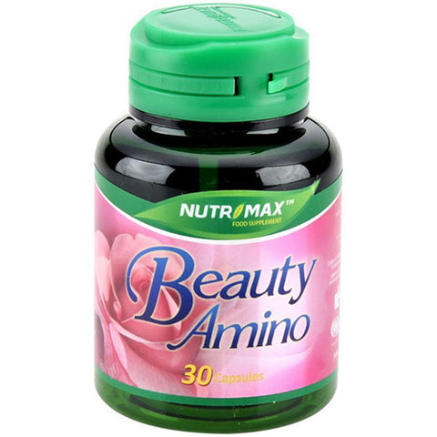 Nutrimax, Beauty Amino, 30 Tablets
