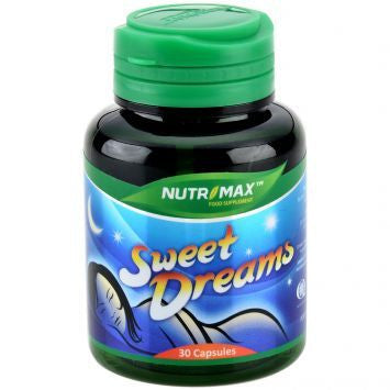 Nutrimax, Sweet Dreams, 30 Tablets