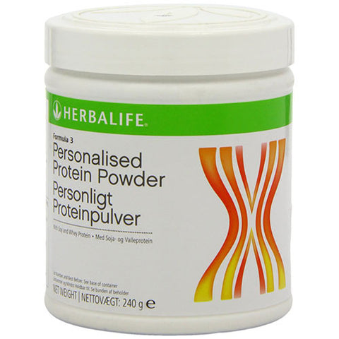 Herbalife, Formula 3 - Personalized Protein Powder, 240g
