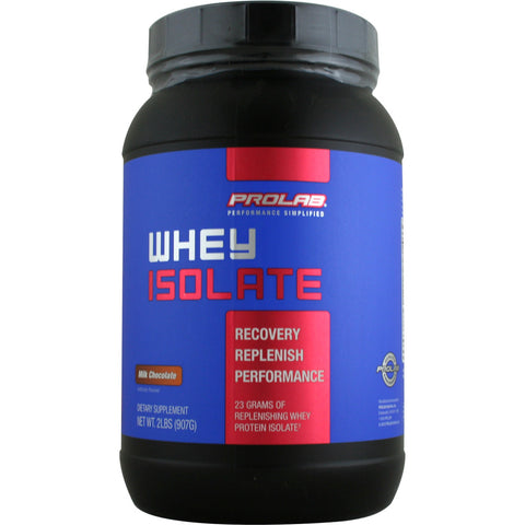 Prolab, Whey Isolate (Chocolate), 900g (2lbs)