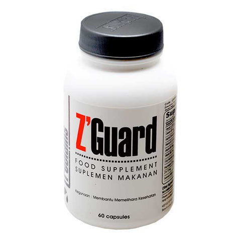 Treelains, Z‐Guard Smokers Multivitamin and Minerals, 30 Capsules