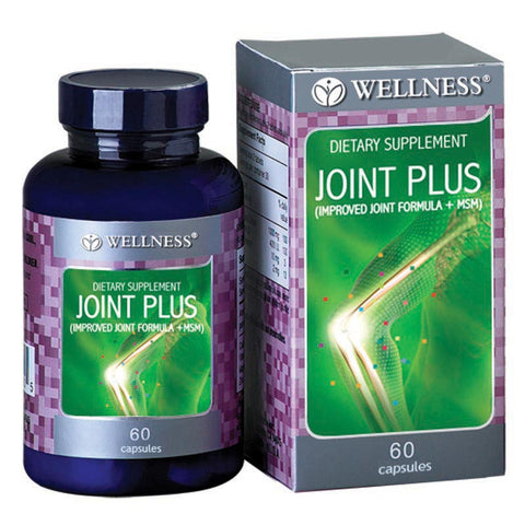 Wellness, Joint Plus, 60 Caps
