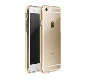 Logiix iPhone Case Alumix in Gold