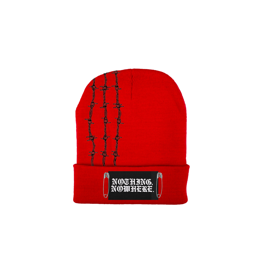 NN 2019 Tour Red Beanie