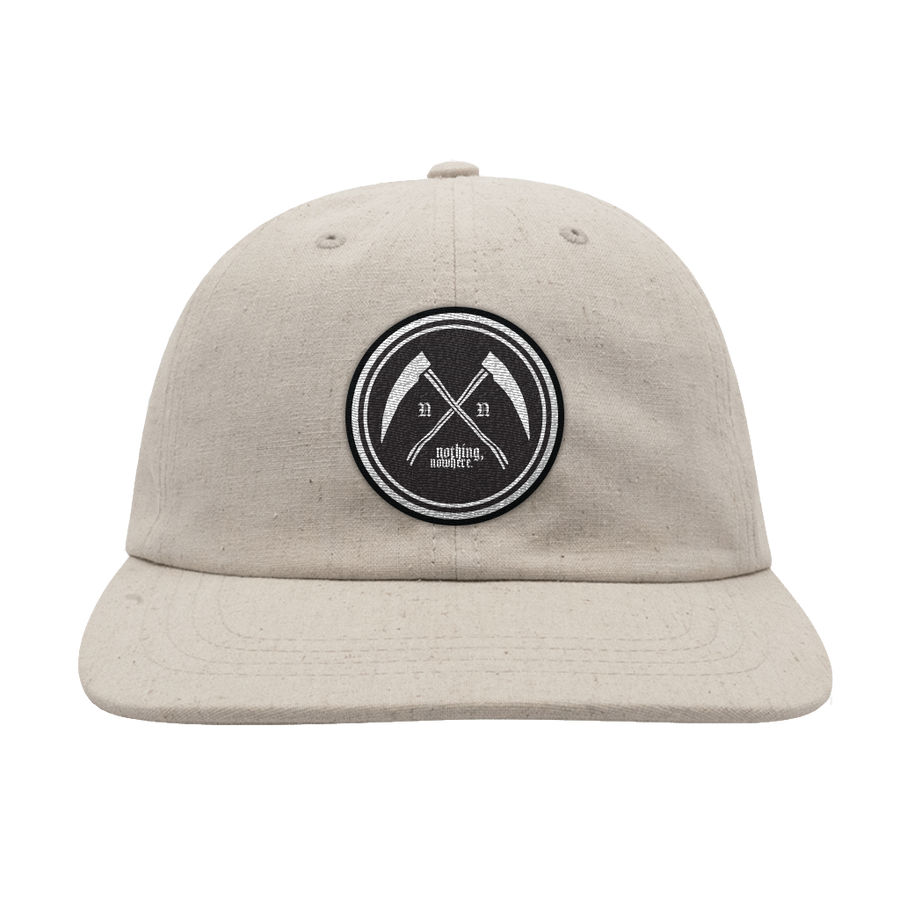 hemp patch snapback