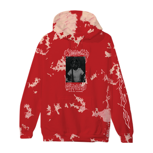 Bloodlust x Famous Dyed Hoodie