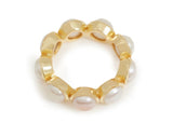 PEARL ETERNITY RING