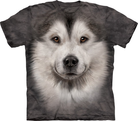 The Mountain T-Shirt - Adventure Wolf (Adult Unisex)