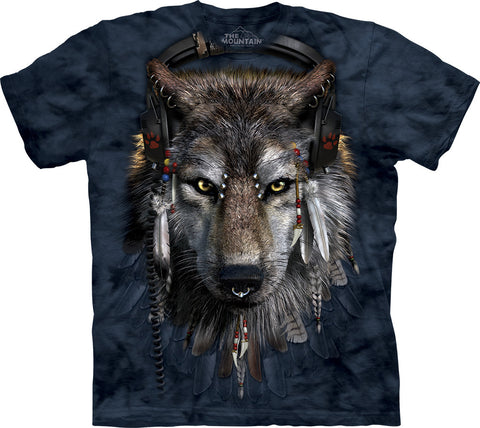 The Mountain T-Shirt - DJ Fen (Adult Unisex)