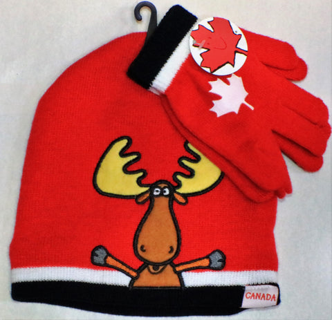 Red Moose Tuque