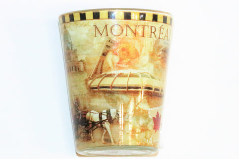 Montreal Shot Glass Souvenir