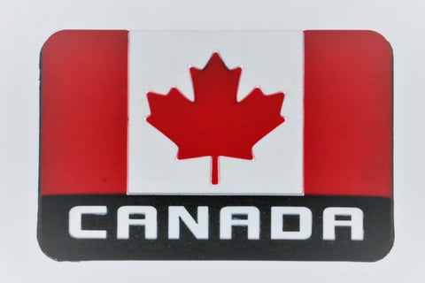 Canada Flag Fridge Magnet PVC
