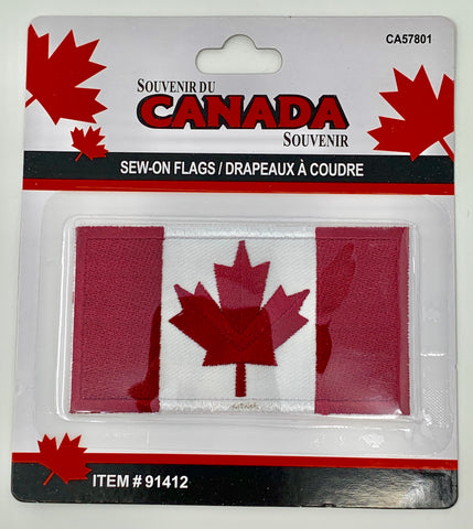 Canada Sew-On Flag