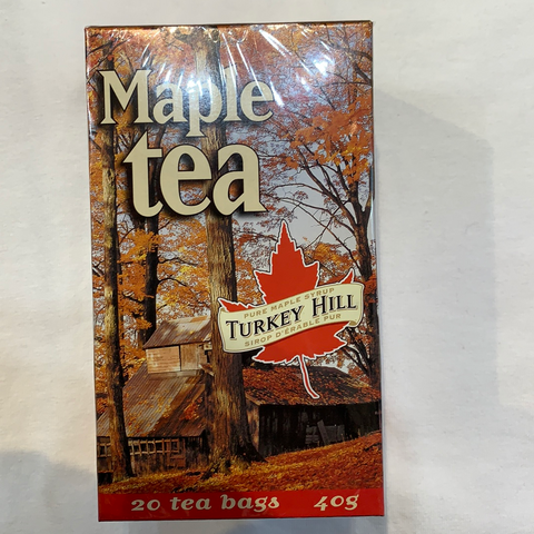 Turkey Hill Maple Tea - 40 g