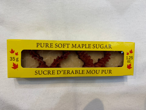 Turkey Hill Pure Soft Maple Sugar - 35 grams