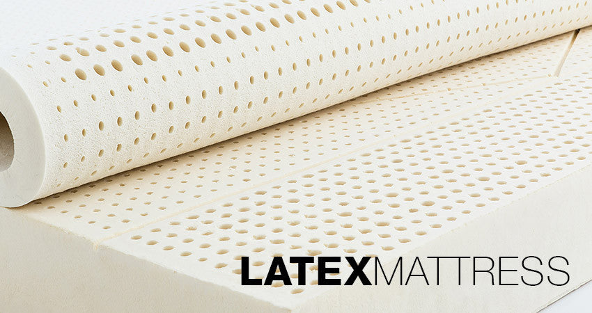EB latex mattress offers you a good night's sleep