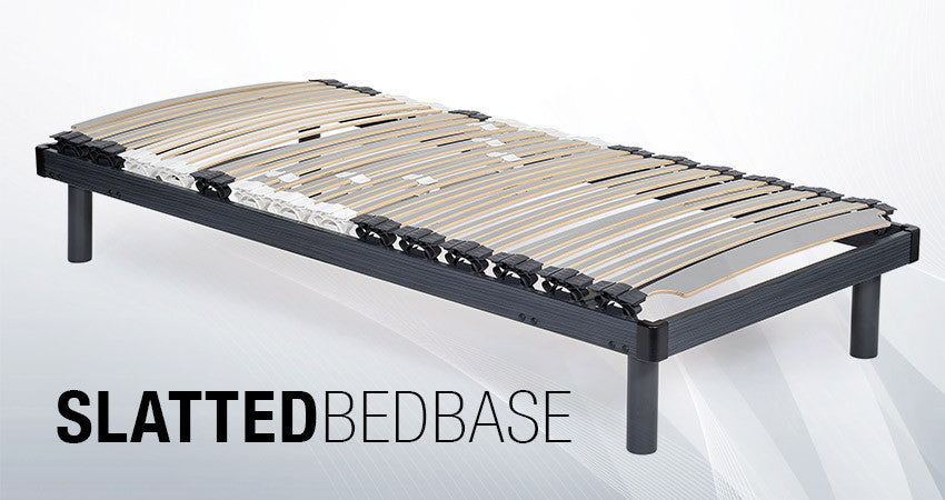 EB adjustable slatted bed base provides better comfort & support
