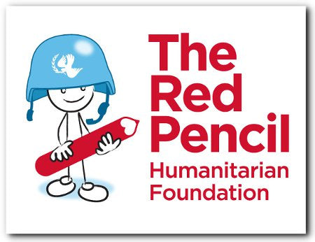 The Red Pencil - European Bedding Singapore Adopted Charity