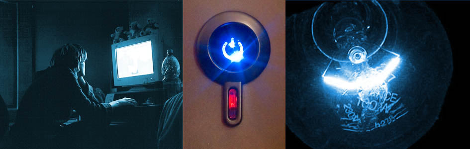 Blue Light Examples