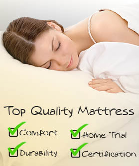 Top quality mattress check list
