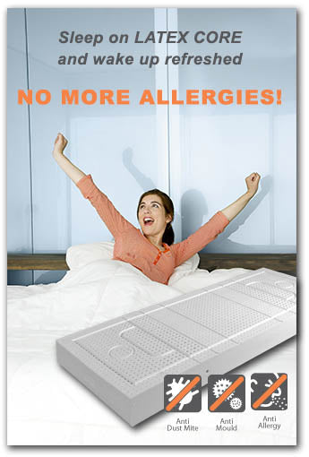 Latex is allergy free