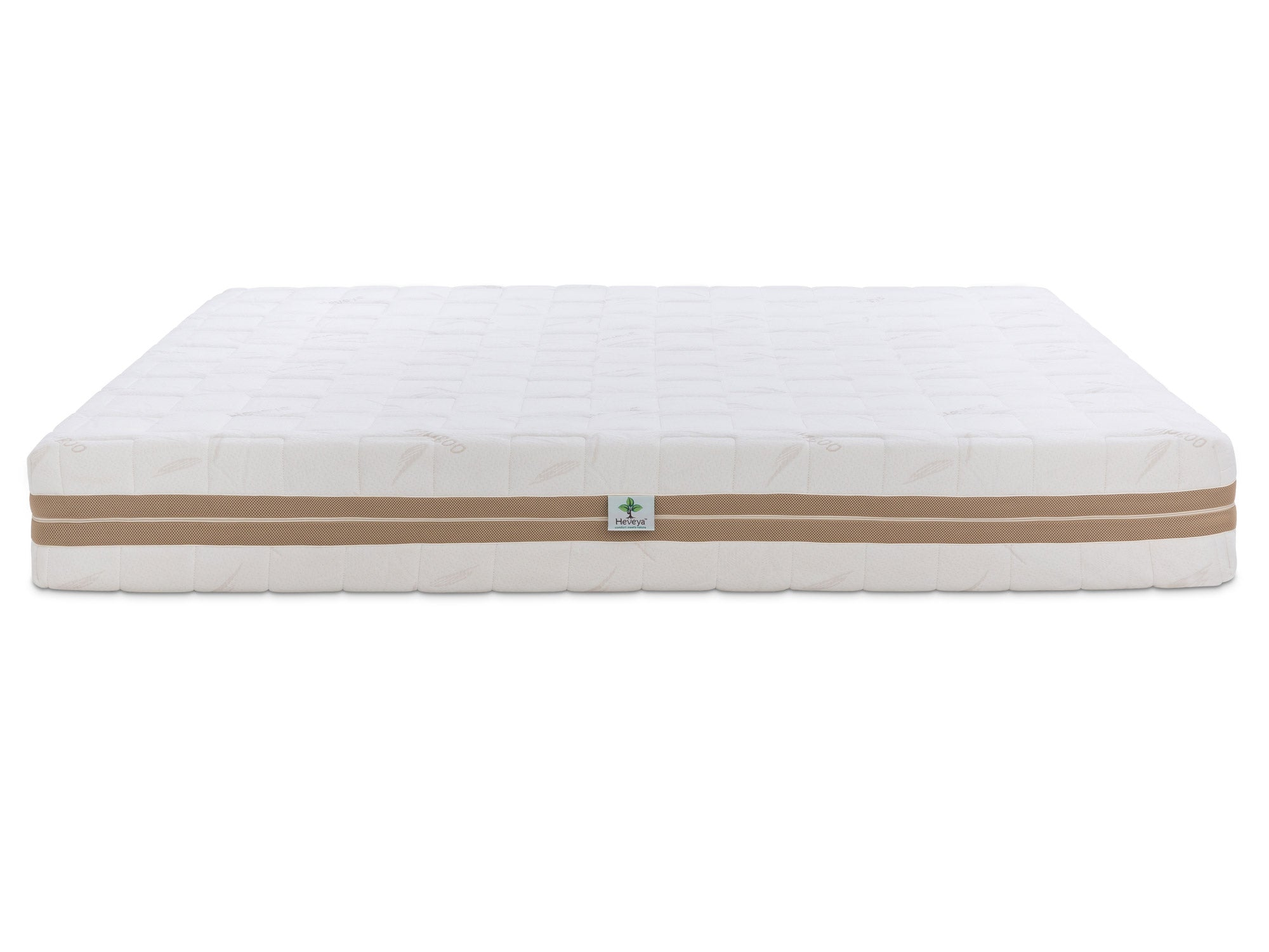Heveya Natural Organic Latex Mattress King Size 180 X 200cm