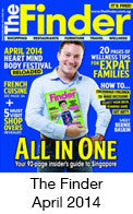 The Finder April 2014
