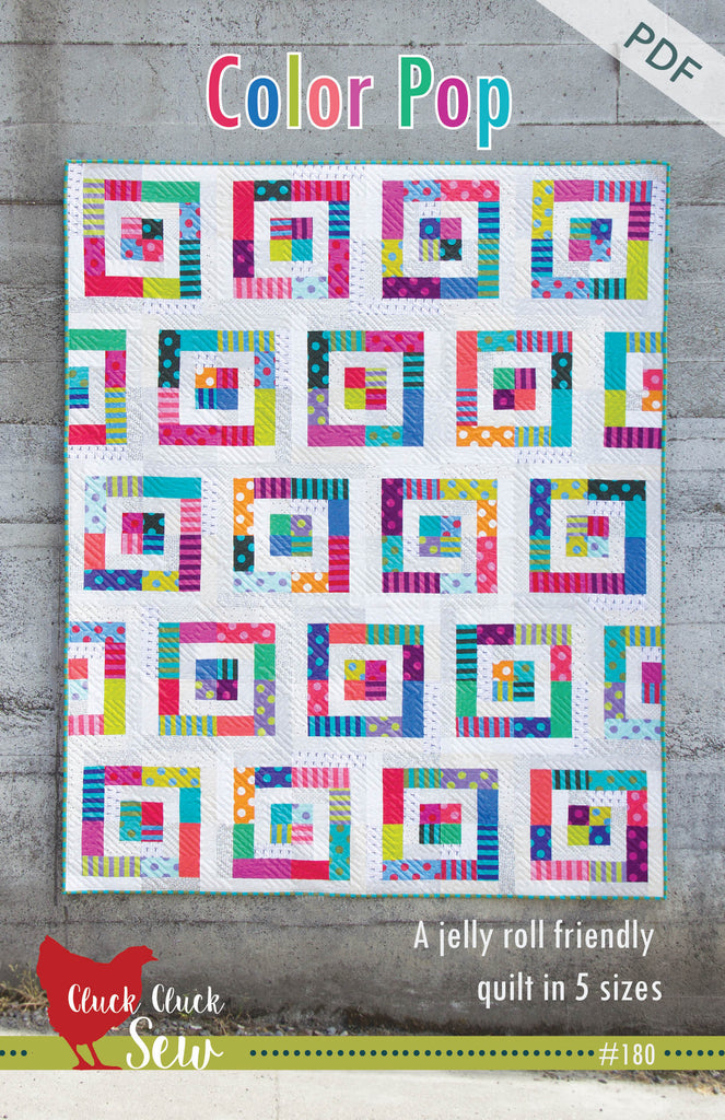 Color Pop #180 PDF Pattern