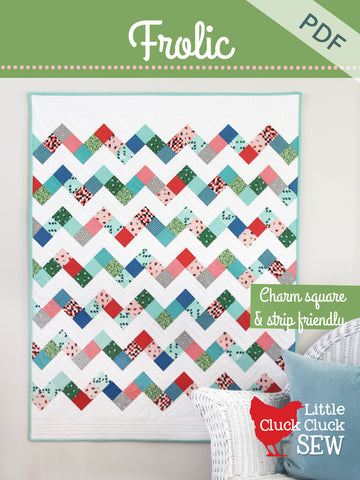Frolic #154 Little, PDF Pattern