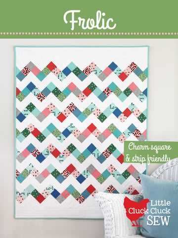 Frolic #154 Little, Paper Pattern