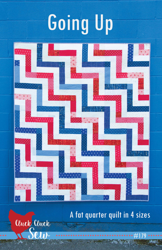 Going Up #179 Paper Pattern