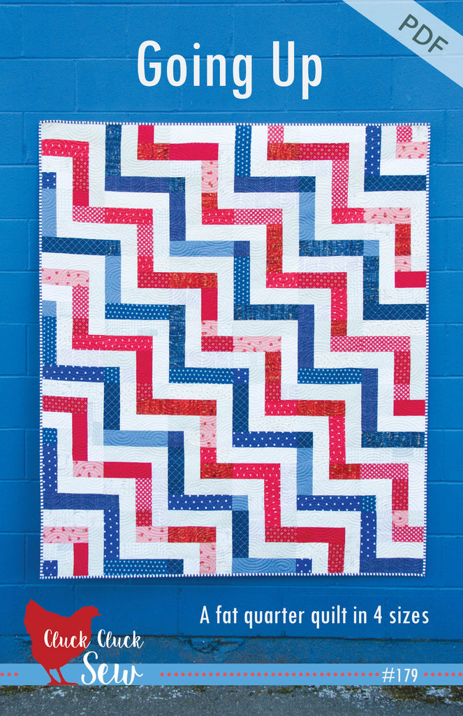 Going Up #179 PDF Pattern