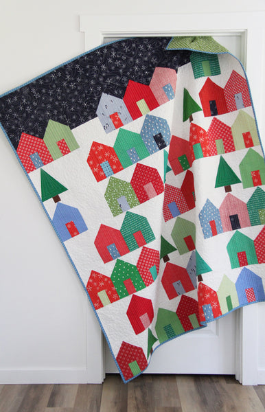 FREE Tree Block Add on for Suburbs Quilt