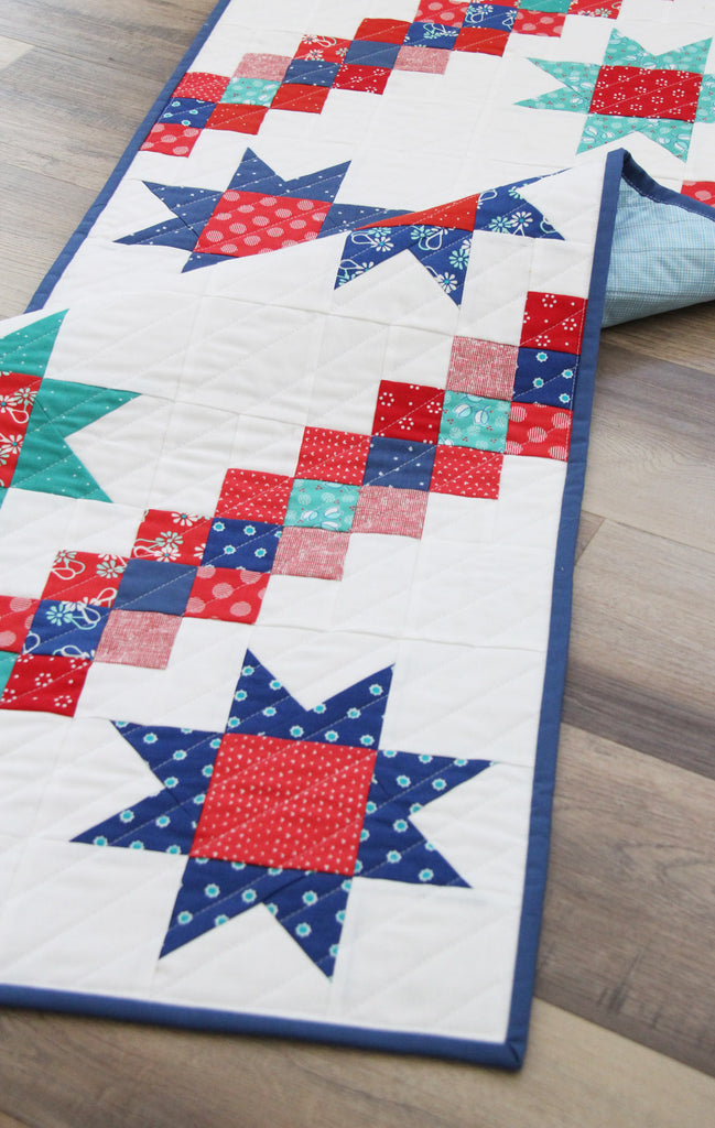 Christmas Table Runners To Sew.Modern Holiday Table Runners 186 Pdf Pattern