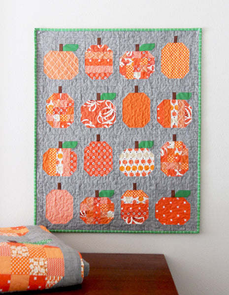 Mini Pumpkins #174 PDF Pattern