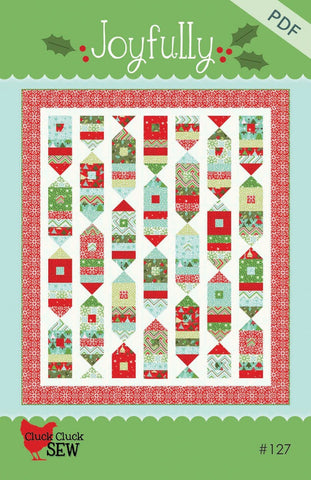 Joyfully Pattern #127, PDF Pattern