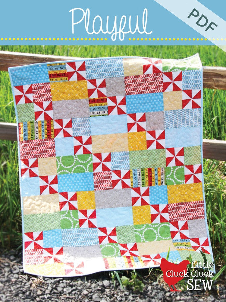 Playful #150 Little, PDF Pattern