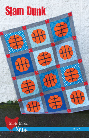 Slam Dunk #176 Paper Pattern