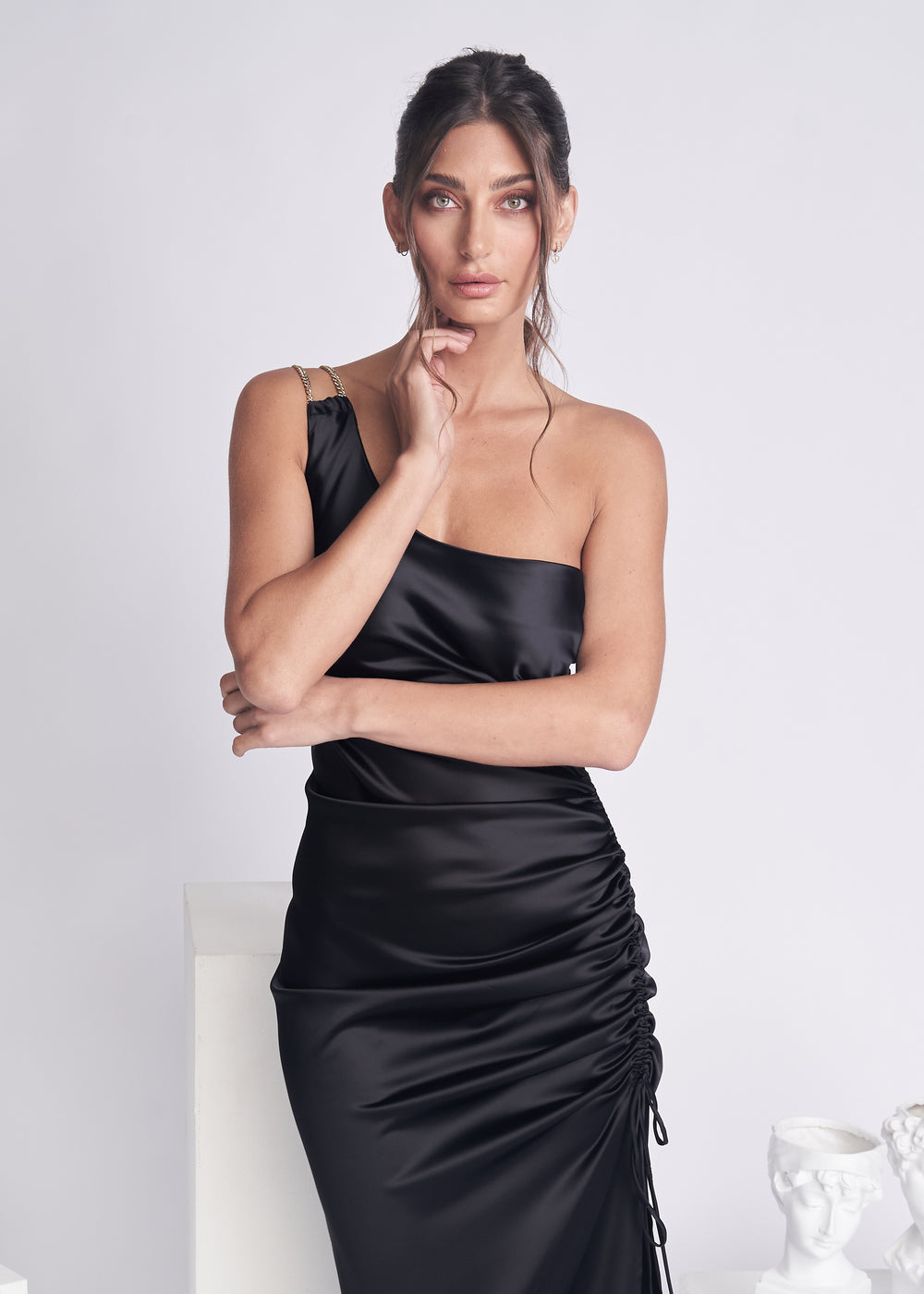 KAROLINA DRESS - BLACK