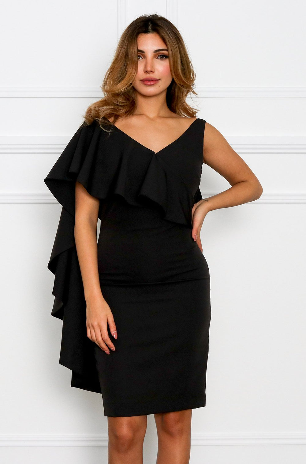 DESIE DRESS - BLACK