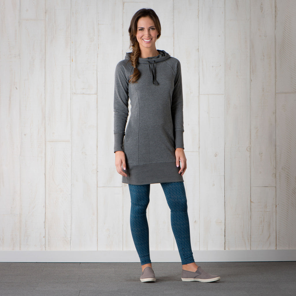 BFT Hooded Tunic Dress